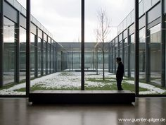 Essen || Museum || Museum Folkwang, Chipperfield (2010)   it is just a very modern and beautiful museum ..