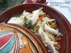 Tajine di baccalà e verdure perché….. la mamma è sempre la mamma | Sono io, Sandra