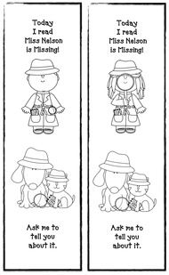miss viola swamp coloring page - miss nelson is missing activities 5 miss nelson is