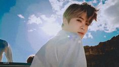 "ᴘᴏᴍᴘᴏᴍ on Twitter: ""#HighwayToHeaven MV : #JAEHYUN #재현 #NCT… "" Mamamoo, Johnny Seo, Jung Yoon, Valentines For Boys, Jung Jaehyun, Jaehyun Nct, Kpop, Entertainment, Dimples"