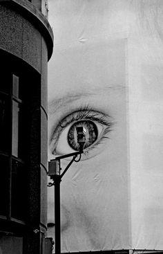 "David Dunnico, ""cctv eye [58°28'52""N 2°14'89""W]"", 2008"
