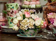 Espalhe flores pela casa: 100 ideias