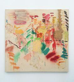 Joan Snyder Parrasch Heijnen Gallery on artnet