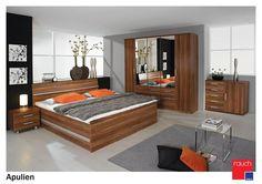 Dormitorul Apulien by Rauch moebel - Mobila Germania Timisoara - mobila dormitor online timisoara