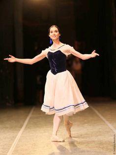 "Olesya Novikova, ""Giselle"", Mariinsky Ballet (2014)"
