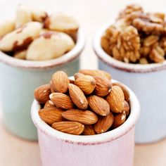 Go Nuts With This Nutritional Breakdown