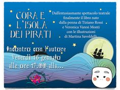 Cora e l'isola dei pirati
