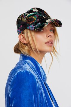Shop our Well-Traveled Embroidered Baseball Hat at Free People.com. Share  style 3a9a80b70401