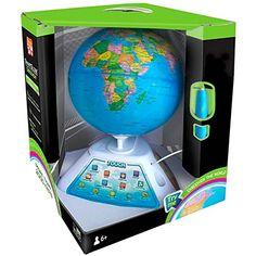 Oregon Scientific Smart Globe Discovery SG268 - Juguete educativo, globo interactivo: Amazon.es: Juguetes y juegos Oregon, Arcade Games, Discovery, Globe, Ideas, Educational Toys, Products, Speech Balloon, Thoughts