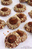 Chocolate Hazelnut Thumbprint Cookies   Spend With Pennies   Bloglovin'