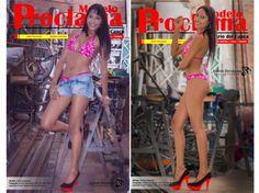Melissa Martínez – Modelo Proclama del Cauca – Julio 11 de 2014