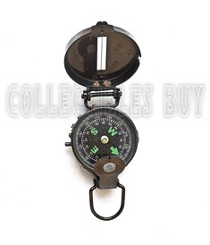 Fox Outdoor Products Metal Lensatic Compass Brand New Best Price