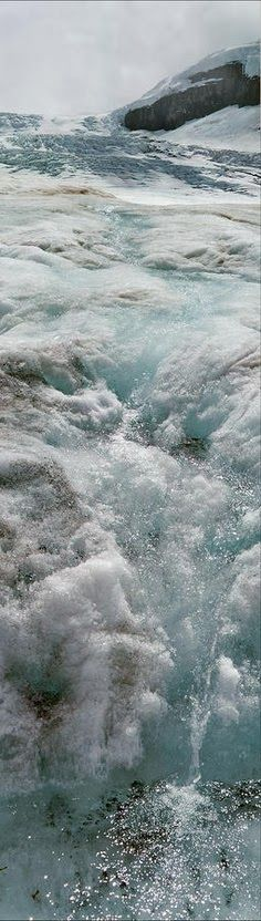 Athabasca Glacier, Jasper National Park, Canada