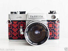 Yashica-J-5-28mm-f2-8-Neckstrap-Lens-cap-Genuine-leather-New-lightseals