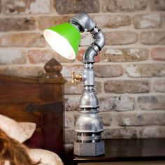 Tischlampe Monk, 459€, jetzt auf Fab.