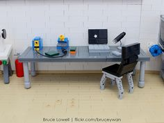 Workshop, A LEGO Set
