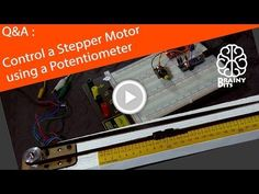 Q&A: How to Control a Stepper Motor with an Arduino using a Potentiometer?…