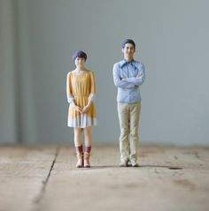 The 3D printing photo booth that turns you into an action figure