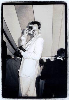 men's + camera