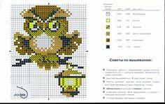 View album on Yandex. Tiny Cross Stitch, Cross Stitch Alphabet, Cross Stitch Animals, Cross Stitch Charts, Cross Stitch Designs, Cross Stitch Patterns, Cross Stitching, Cross Stitch Embroidery, Owl Patterns
