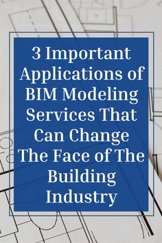 The building industry is transforming rapidly and BIM plays a significant role in the process. Saving cost, construction time, and making buildings more energy-efficient are the supreme objectives of using BIM. Today we are discussing some important applications of BIM that can completely change the face of the Building Industry... #theaecassociates #bimmodeling #bim #bimservices #buildinginformationmodeling #buildingindustry