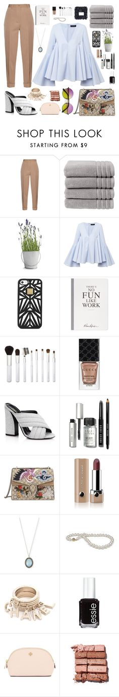 """""""#1038"""" by justadream133 ❤ liked on Polyvore featuring Bottega Veneta, Christy, Potting Shed Creations, E L L E R Y, Hervé Léger, Selfridges, Sonia Kashuk, Gucci, Bobbi Brown Cosmetics and Marc Jacobs"""