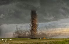 A tornado in Colorado by @jamessmartLP