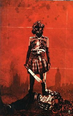 kaotikrevelations:    28 Days Later. Cover 2A by Tim Bradstreet