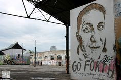 Berlin Street Art 3 – Vhils, Jimmy C, JBAK, Robi the Dog, MTO & Roa | Urban Kultur Blog