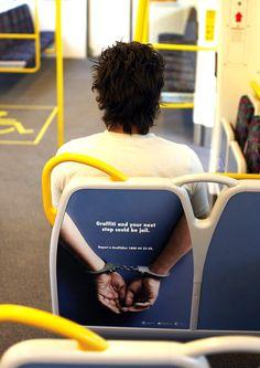 Une campagne pour lutter contre le graff
