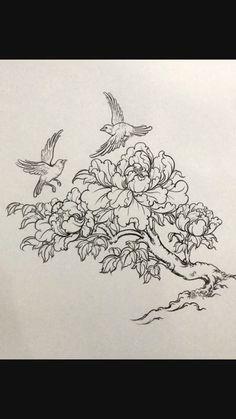 Tianxiang National Color - New Tutorial and Ideas Art Illustration Vintage, Illustration Art Dessin, Illustration Design Graphique, Sketchbook Drawings, Art Sketches, Art Drawings, Poster Drawing, Painting & Drawing, Morpheus Sandman