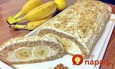 Sastojci 7 jaja 100 g 7 žlica šećera (kristal) 15 žlica glatkog brašna (tip . Torte Recepti, Kolaci I Torte, Baking Recipes, Cake Recipes, Torta Recipe, Banana Dessert Recipes, Torte Cake, Different Cakes, Banana Split
