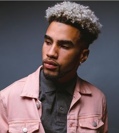 Hair Dye Ideas For Black Guys Hair Coloring
