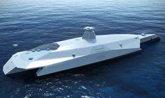 Dreadnought 2050, futur navire de guerre de la British Royal Navy ?