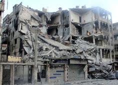 fallen buildings - Cerca con Google