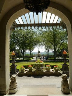 A day-trip to Kykuit | New York Social Diary, I too have visited this grand estate & its amazing!  Jared Viar