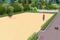 Horse boarding facility - EQUUS DESIGN - consulting, architectural planning, engineering and realizing facilities for equine activities such as riding, racing, breeding