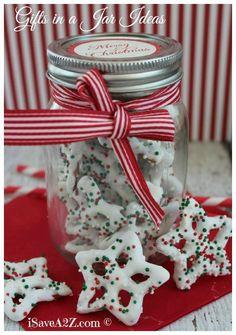17 weihnachtliche Ideen mit Gläsern! - Seite 3 von 17 - DIY Bastelideen