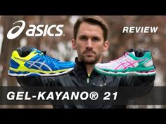 WATCH: Asics Gel-Kayano 21 Review | Holabird Sports Blog