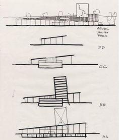 Netherlands Architecture Institute - Rotterdam, Netherlands | Rem Koolhass, 1988
