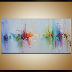 contemporary-art-abstract-painting-original-art-canvas-painting-seascape-painting-canvas-wall-decor-abstract-canvas-art-rainbow-colors/ delivers online tools that help you to stay in control of your personal information and protect your online privacy. Canvas Painting Landscape, Abstract Canvas Art, Seascape Paintings, Abstract Oil, Painting Canvas, Art Paintings, Abstract Landscape, Art Original, Original Paintings