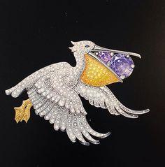 Beautiful design by @vancleefarpels #jewelry #jewellery #jewelryrendering #jewelrydesigner #jewelrydesign #vancleef #vancleefarpels