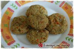 Νόστιμα μπιφτεκάκια λαχανικών χωρίς λάδι ή με λάδι για όσους το επιθυμούν. Ευκολα, γρήγορα, υγιεινά και προπαντως νοστιμότατα!!