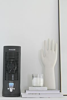 The Honeywell Slim Mini Tower is so easy to style in any sleek home. Sponsored.