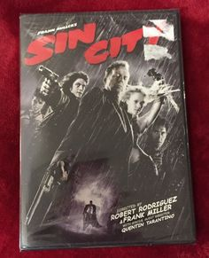 Frank Miller's Sin City (Brand New DVD, 2011) - Bruce Willis, Mickey Rourke