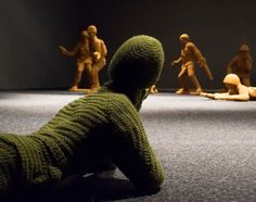 Where to see Nathan Vincent's #crochet #art on exhibit this season