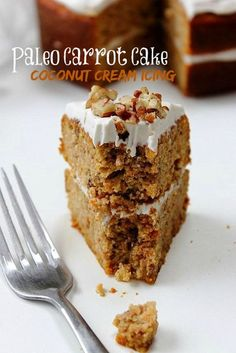 Third Time Lucky Carrot Cake | Peachy Palate | Bloglovin'