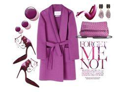 """Color of Fashion: Bodacious"" by harperleo ❤ liked on Polyvore featuring MaxMara, Bottega Veneta, Brian Atwood, Topshop and Marni"