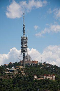 Torre de Collserola, Barcelona (Catalunya - Catalonia)