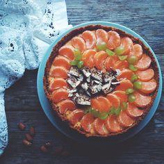 234 отметок «Нравится», 11 комментариев — Катя Деружинская (@deruzhinsky) в Instagram: «Мой первый чизкейк 🙈 спасибо за рецепт и подсказки @katrrrin_mas 😘 Оформление по хардкору конечно 😂…» Acai Bowl, Folk, Breakfast, Acai Berry Bowl, Morning Coffee, Popular, Fork, Morning Breakfast, People